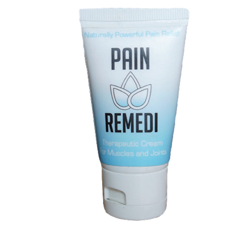 Pain Remedi - Natural Topical Pain Relief for Athletes and Anti-inflammatory cream